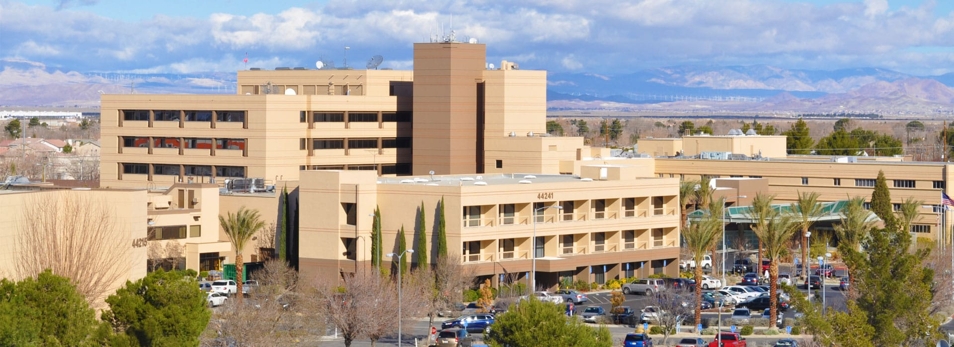 Antelope Valley Hospital Center Line Electric